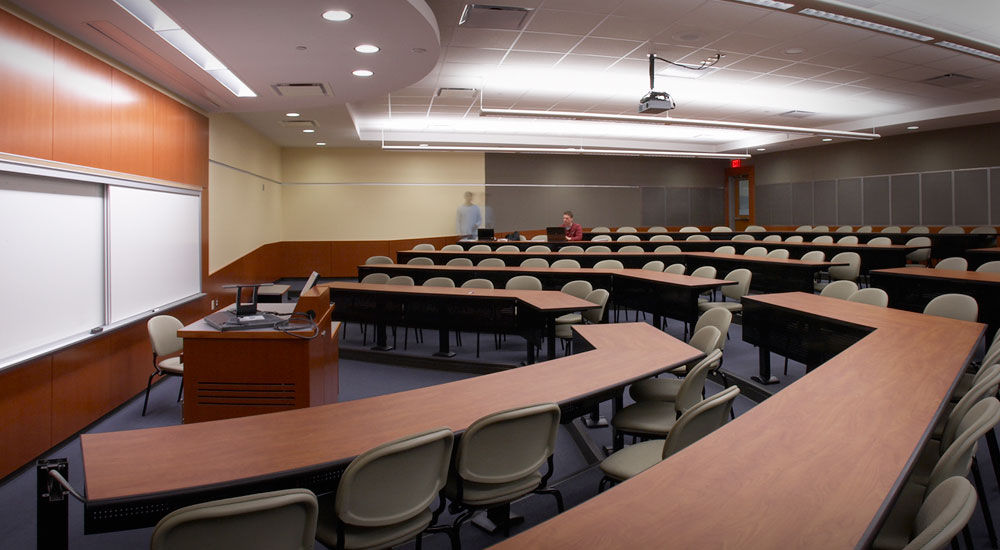 Interior Design Ideas For Classroom ~ College of law master plan and classroom renovations