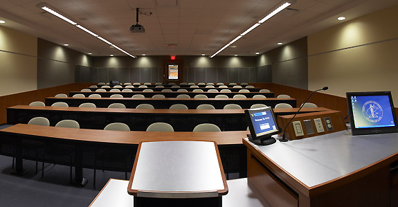 Renovated Classroom