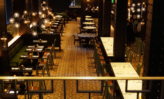 Whether king or commoner, all are welcome to enjoy seasonal menus and local spirits at The Commoner in the new Hotel Monaco Pittsburgh